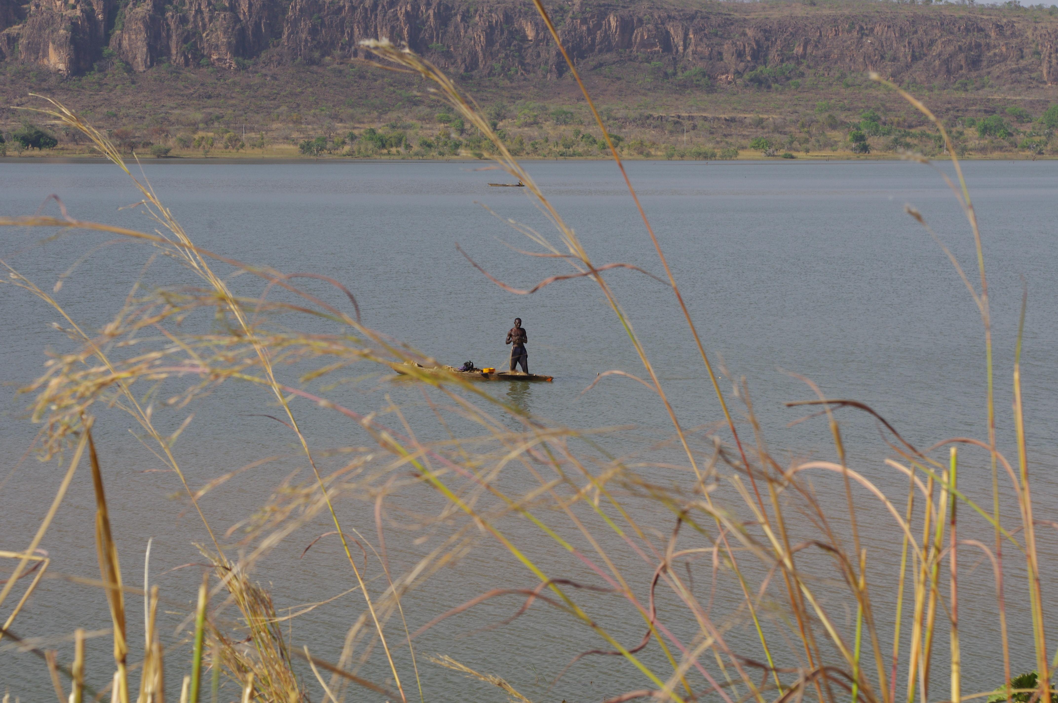Pêcheur région de Banfora