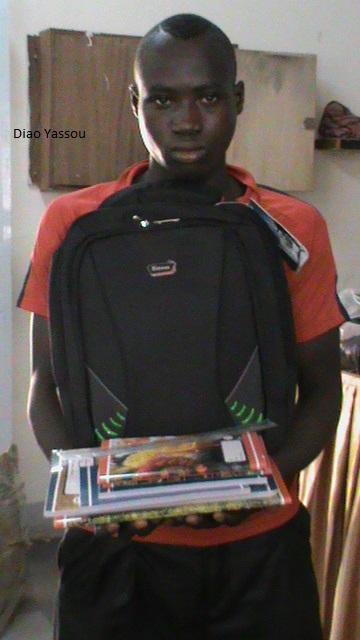 Diao Yassou marraine C. G.