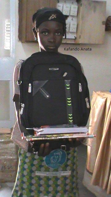 Kafando Anata parrain P. C.