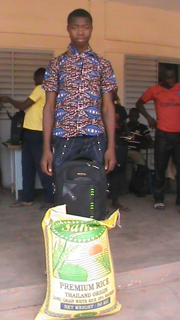 Ouattara Adama parrain G. P.
