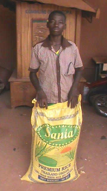 Koné Nouri Abdoul parrain J. L.