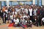 An II de l'insurrection : Le président Roch Kaboré rassure les victimes et les familles des victimes