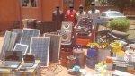 Bobo-Dioulasso : Deux réseaux de délinquants présentés à la presse