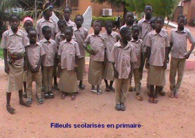DSC03843 filleuls du primaire