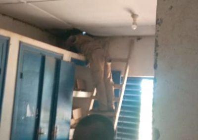 réparation plafond