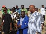 Journée nationale du paysan : Le président du Faso sur des sites à Bagré