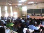 Recrutement à la banque mondiale : Opération de démystification dans les universités Ouaga 2 et 2ie