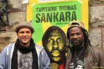 Hommage à Thomas Sankara et à l'insurrection d'octobre 2014