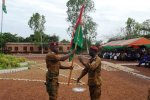 22ème RIC de Gaoua : Wilfried Ouedraogo est le nouveau chef de corps
