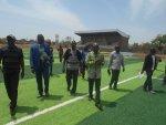 Dégâts au stade régional de Gaoua : Reprise des travaux au plus tard le 5 mars